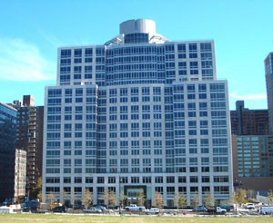 Marvelous 1 Bed/1BA with Open City Views at Trump Place on the Upper West Side